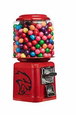 Dodge Srt Hellcat Licensed Gumball Candy Nut Bulk Vending Machine Great Gift