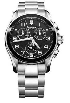 New Victorinox Swiss Army Chrono Men's Watch 241544