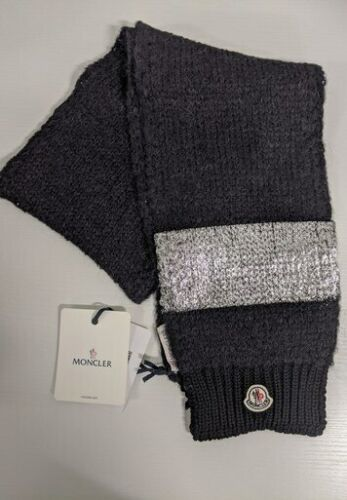 NWT Moncler Girls Winter Scarf Shawl Size S & L