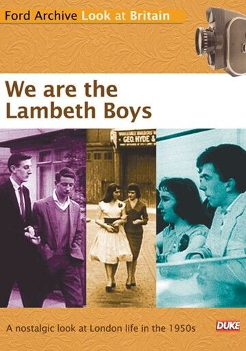We are the Lambeth Boys (New DVD) Working class London in the 1950s Karel Reisz