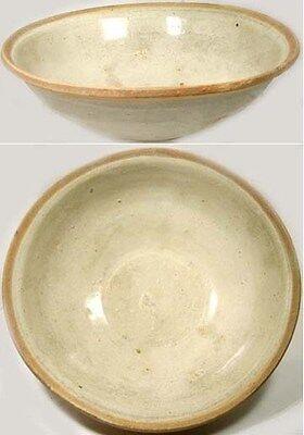 1200AD Antique Medieval Song China Delicate Celadon Green Porcelain Glazed Bowl