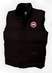 (Men's - Black) Canada Goose Freestyle Down Vest
