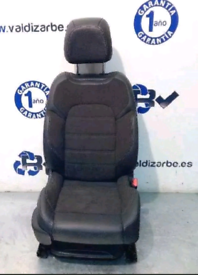Citreon Ds5 front passenger seat (and comolete rear seats)