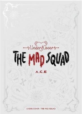 A.C.E 3rd Mini Album UNDER COVER : THE MAD SQUAD