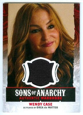 Drea De Matteo  Wendy Case Wardrobe Card  W14  Sons Of Anarchy Seasons 4 5