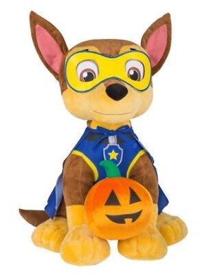 21 IN Gemmy Holiday Greeter Paw Patrol CHASE SUPER HERO HALLOWEEN