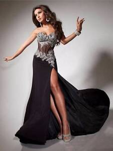 Evening Gown- Last one left in Size 8! Geelong City Preview