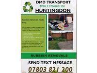 Rubbish removals Huntingdon - - -CHEAPLY!!!