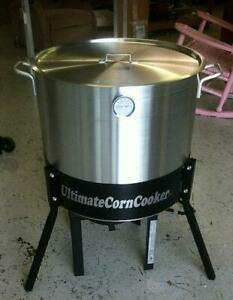 Corn Roaster - uses hot steam - FREE SHIPPING