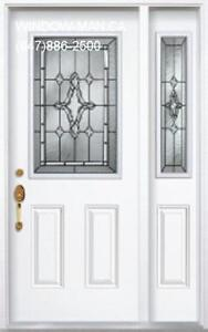 Door SideLight Entry Front  No middle man