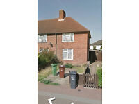 HOUSE EXCHANGE- 2 BED SEMI HOUSE IN DAGENHAM--- WANT A 3BED HOUSE EAST LONDON/ILFORD