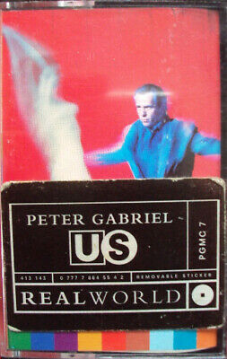 Cassette, PETER GABRIEL, Us, 7864554, 1992