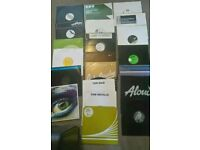 22 house music 12 inch singles Steve Angello Eric Prydz ideal starter pack good cond. Can deliver