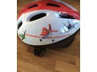 Disney Planes bike helmet (for approx 1-2 years)