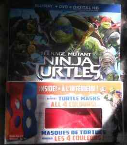 Ninja Turtles Out of the Shadows  (2016) - Blu-ray & DVD only