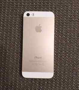 iPhone 5S 32GB Gold - near mint condition