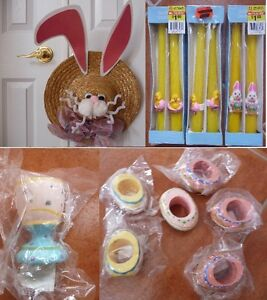 Brand New Easter Decor - For Inside and Out