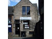 Shop/Office space in Elgin town centre