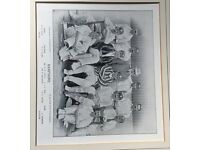 Antique Photo of Hampshire Cricket Club (over 100 years old)