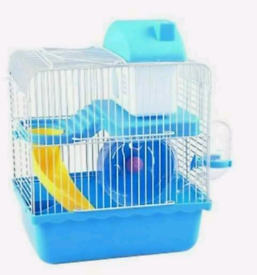 Brand New Small Hamster, Gerbil, Mouse Travel Cage