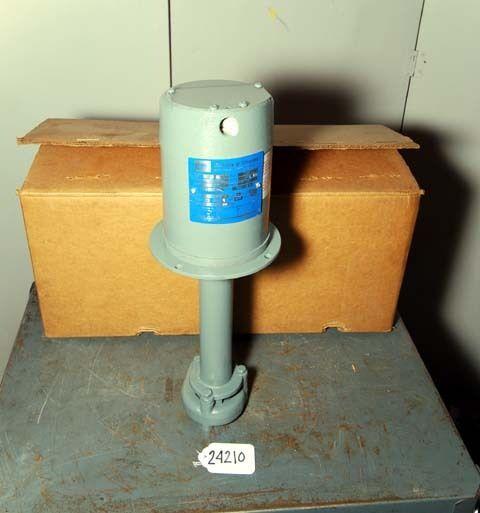 Brown and Sharpe Midget Hi-Flo Centrifugal Pump 1/8 HP (Inv.24210)
