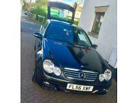 Mercedes C Class 12 months MOT