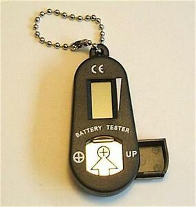 DIGITAL-HEARING-AID-BATTERY-TESTER-STORAGE-FOR-2-BATTERIES-FREE-SHIP-USA-SELLER
