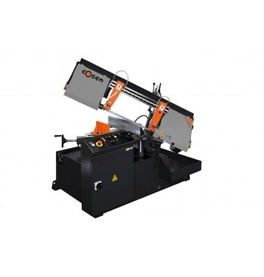 Cosen 10 Semi-automatic Swivel Head Mitering Band Saw Sh-460m