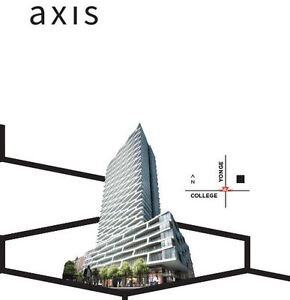 Brand New Condos For Sale in Toronto AXIS CONDOS VIP + GIFTCARD