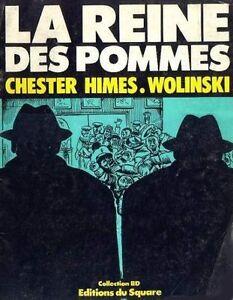 BD La reine des pommes Chester Himes - Wolinski (Charlie Hebdo)