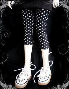 10-White-Dots-Pants-Stockings-1-4-MSD-DOD-BJD-Dollfie