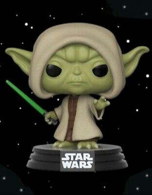 Funko Pop! Star Wars Battlefront Yoda Hooded Gamestop Exclusive Preorder