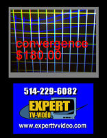 Giant sreen & rear projection TELEVISION Home service