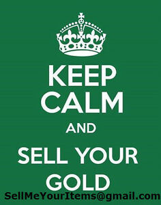 **BUYING ALL GOLD & SILVER**