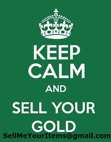 ***BUYING ALL GOLD / SILVER!!***