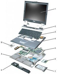Dell D600, D610, D620, D630, D810, XPS All parts starting @ $15 West Island Greater Montréal image 2