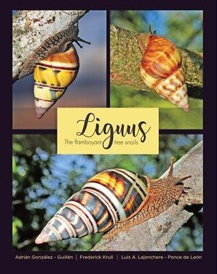 LIGUUS  The flamboyant tree snails    Non-fiction Nature