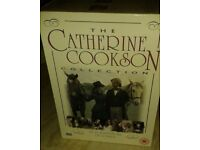 Catherine Cookson Box Set 24 DVDs Of Her Books. New never played