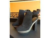 Ladies New Look Platform Shoes