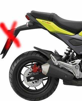 Honda MSX SF 125/Grom Tail Tidy 2016 on ***FOR SF MODEL***