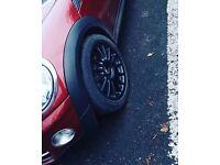 "Mg zr alloy wheels 17"""