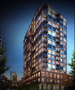 4 1/2 Modern and brand new! Griffintown/ Downtown - Nov 1st