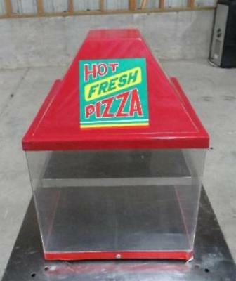 Wisco 680-1 Food Warmer Cabinet Case Food Oven Pizza Hot Display Sandwich 680