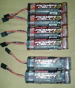 Traxxas batteries 7 cells