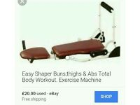 Easy shaper bum, thighs and abs