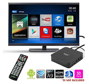 Tv Box brand New (Programmed and Updated)