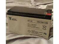 Yucel Moped Battery