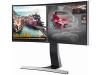 """Samsung LS29E790C 29""""Curved 21:9 Ultra Widescreen FHD Monitor 
