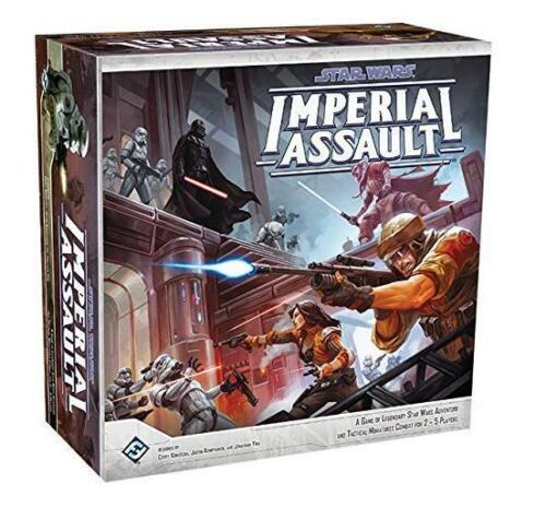 NEW Star Wars Imperial Assault Board Game Minis Parts Replacement Markers Cards