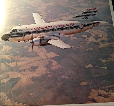 Piedmont Airlines Photo